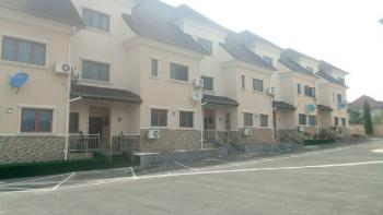 Serviced Brand New 4 Bedroom Terraced Duplex with Bq, Katampe Extension, Katampe, Abuja, Terraced Duplex for Rent