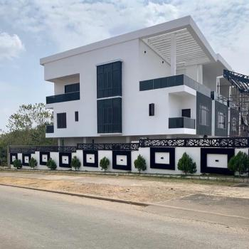 Brand New Tastefully Finished 5 Bedroom Terrace Duplexes with Bq, Guzape District, Guzape District, Abuja, House for Sale