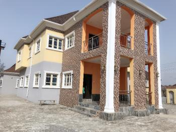 Newly 4 Bedroom Duplex with 1 Bedroom & Self Contained Bq., Basic Estate Lokogoma By Nzube, Lokogoma District, Abuja, Detached Bungalow for Rent