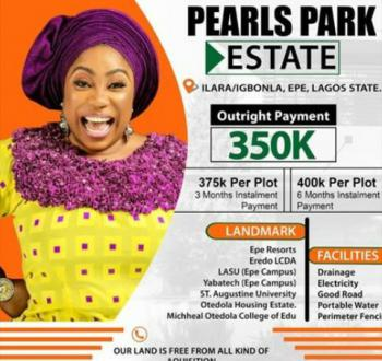 Land  in a Serene Environment, Epe, Lagos, Mixed-use Land for Sale