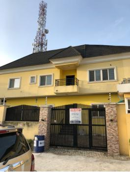 3 Bedroom Terraced Duplex, Bq Occupied By Another Tenant, Unilag Estate, Magodo, Lagos, Terraced Duplex for Rent
