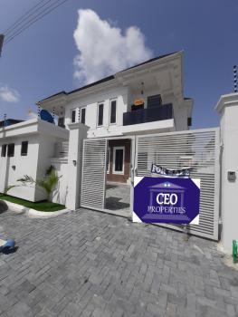 New 4 Bedroom Semi-detached with Bq, Agungi, Agungi, Lekki, Lagos, Semi-detached Duplex for Sale