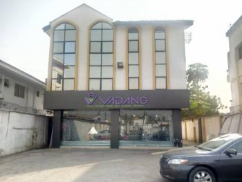 Commercial Building on 3 Floors, Along Mobolaji Bank Anthony Way, Opposite Mr. Biggs, Beside Wema Bank., Ikeja, Lagos, Plaza / Complex / Mall for Sale