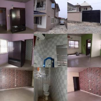 Very Decent 2 Bedrooms Flat, Soluyi, Gbagada, Lagos, Flat for Rent