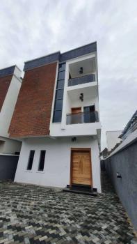 Newly Built 5 Bedroom Fully Detached Duplex with Bq, Off Fola Osibo Road, Lekki Phase 1, Lekki, Lagos, Detached Duplex for Sale