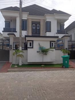 a Beautiful 4 Bedroom Semi Detached Duplex with a Room Bq, Agungi, Lekki, Lagos, Semi-detached Duplex for Rent
