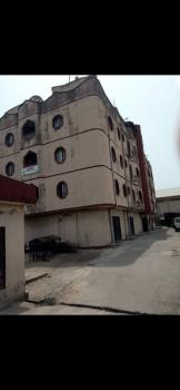 4 Storey with Warehouse, 9unit of 4 Bedroom Flats and Shops, Alaba Sabo Bustop, Alaba, Ojo, Lagos, Warehouse for Sale