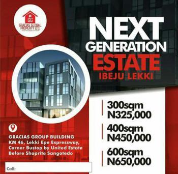 Estate Land, Graceville Estate, Ajah, Ikegun, Ibeju Lekki, Lagos, Residential Land for Sale
