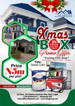 Ivory Garden Estate Instant Allocation, Victory Bus Stop, Makogi, Ivory Garden Estate., Magboro, Ogun, Residential Land for Sale