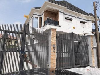 Lovely 4 Bedroom Semi Detached Duplex with Bq, Agungi, Agungi, Lekki, Lagos, Semi-detached Duplex for Sale
