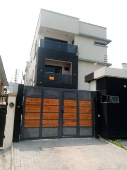 Brand New 5 Bedrooms Detached Duplex, Behind Tantalizer Off Admiralty, Lekki Phase 1, Lekki, Lagos, Detached Duplex for Sale
