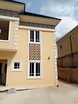 Luxury 4bedroom Duplex with 2living Rooms and 1room Bq, Thinkers Corner, Enugu, Enugu, House for Rent