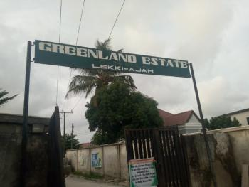 One Plot of Land with Governors Consent, Greenland Estate, Olokonla, Ajah, Lagos, Residential Land for Sale