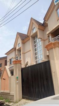 4bedroom Terrace Duplex with Bq, Off Adelabu Road, Adelabu, Surulere, Lagos, Terraced Duplex for Sale