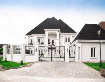 a Luxurious 6 Bedroom Detached Duplex, with 6 Sitting Rooms, Gwarinpa, Abuja, Detached Duplex for Sale