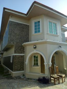 Waterfront Clean 2 Bedroom Apartment, Igbo Efon, Lekki, Lagos, Flat for Rent