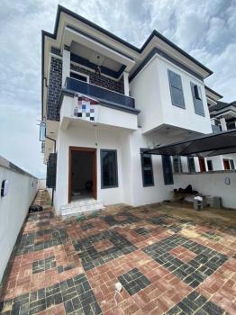 Magnificently Built 4 Bedroom Semi Detached Duplex, Off Chevron Drive, Lekki Expressway, Lekki, Lagos, Semi-detached Duplex for Sale