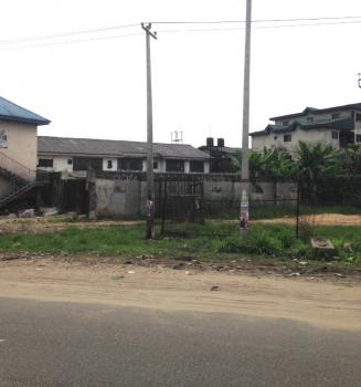 High Visibility Commercial Land with C of O, Ekete Warri, Orhuwhorun/dsc Expressway, Udu, Delta, Commercial Land for Sale