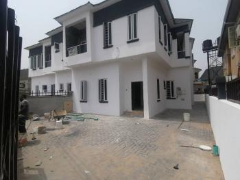 4 Bedroom Duplex, Lekki Gardens By Blenco Supermarket, Sangotedo, Ajah, Lagos, Semi-detached Duplex for Sale