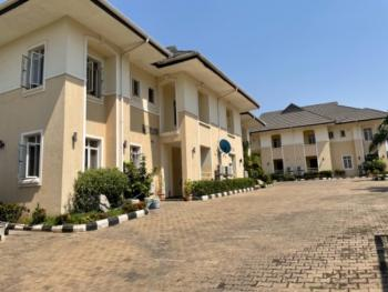 4 Unit Fully  Furnished 4 Bedroom Semi Detached Duplex with a Room Bq, Asokoro District, Abuja, Semi-detached Duplex for Sale