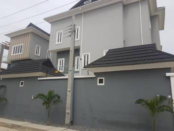 Newly Built Luxury 4 Bedroom Fully Finished and Fully Serviced Detached, Ikate Elegushi, Lekki, Lagos, Detached Duplex for Rent