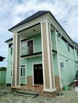 4 Bedroom Fully Detached Duplex with 2 Rooms Self Contained + Swimming Pool, Onosa, Ibeju Lekki, Lagos, Detached Duplex for Sale