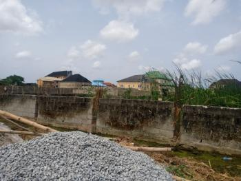 Lovely Half Plot of Land, Ago Palace, Isolo, Lagos, Residential Land for Sale