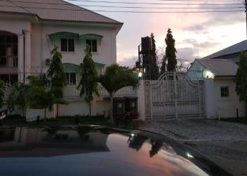 5 Bedroom Duplex with 2 Sitting Rooms, 2 Rooms Bq, Gatehouse., Zone 5, Wuse, Abuja, Detached Duplex for Sale