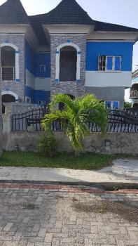 Affordable Semi Finished 4 Bedrooms Semi-detached Duplex with Bq, Beach View Road, Ogombo, Ajah, Lagos, Semi-detached Duplex for Sale