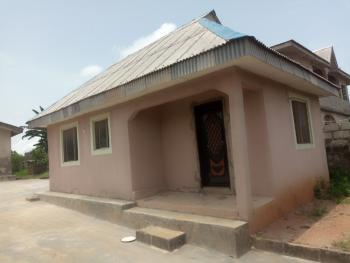 Self Compound Room and Parlor Self Contained, Close to Igbogbo B/stop, Igbogbo, Ikorodu, Lagos, Mini Flat for Rent