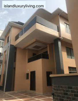 Brand New 5 Bed Fully Fitted Detached House, Off Freedom Way, Lekki Phase 1, Lekki, Lagos, Detached Duplex for Sale
