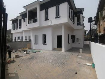 4 Bedroom Semi Detached Duplex, Lekki Garden, Sangotedo, Ajah, Lagos, Semi-detached Duplex for Sale