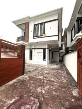 Spacious 4-bedroom Detached Duplex with Bq with Mortgage Option, Near Orchid Hotel Chevron Toll Gate, Lafiaji, Lekki, Lagos, Detached Duplex for Sale
