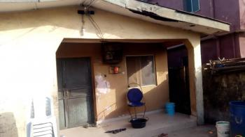 Demolishable 3 Bedroom Bungalow with Bq, Zinsou Street, Ojodu, Lagos, Detached Bungalow for Sale