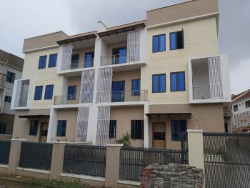 5 Bedroom Semi Detached Duplex with One Room Boys Quarters, Close to Echo Scan, Wuse 2, Abuja, Semi-detached Duplex for Sale