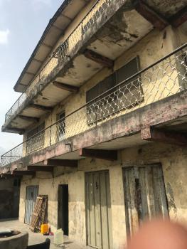 Two Storey Building, Lawanson, Surulere, Lagos, Block of Flats for Sale