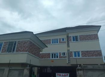 Luxurious and Well Maintained 3bedroom Apartment, Canal West Estate, Osapa, Lekki, Lagos, Flat for Rent