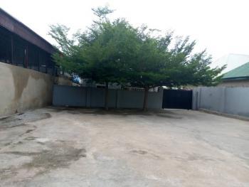 Factory Bayed and 4 Bedroom Duplex on a Land Measuring 1650sqmt, By Muhammadu Buhari Market, Karu, Nasarawa, Factory for Sale
