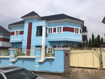Luxury 4 Bedroom Fully Detached Duplex+2rooms Bq in an Estate, Prime Estate, Games Village, Kaura, Abuja, House for Sale