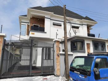 Luxury 4 Bedroom Semi Detached Duplex with 1 Room Bq, Lane, Agungi, Lekki, Lagos, Semi-detached Duplex for Sale