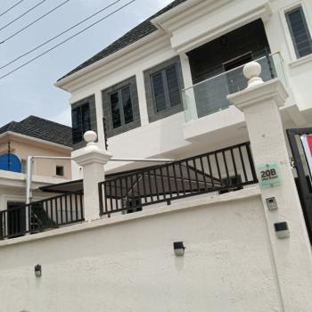 5 Bedroom Duplex with Bq, Chevy View Estate Chevron, Lekki, Lagos, House for Rent