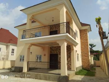 Luxury 4 Bedroom Stand Alone Duplex, Katsina Estate, Life Camp, Gwarinpa, Abuja, Detached Duplex for Sale