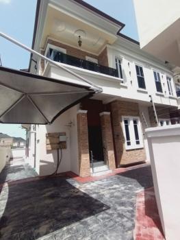 Massive 4 Bedroom Semi Detached Duplex with a Bq, Chevron Alternative Drive, Idado, Lekki, Lagos, Semi-detached Duplex for Rent