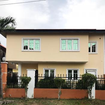 Well Finished 5 Bedroom Semi Detached House with Study and Bq, Crown Estate, Sangotedo, Ajah, Lagos, Semi-detached Duplex for Rent