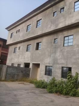 Newly Built Uncompleted 4 Bedroom Terrace Duplex,  with Self Compound, Off Allen Avenue, Allen, Ikeja, Lagos, Terraced Duplex for Sale