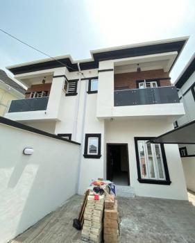 Modern 4 Bedroom Semi Duplex with Bq, Ologolo, Lekki, Lagos, Semi-detached Duplex for Sale