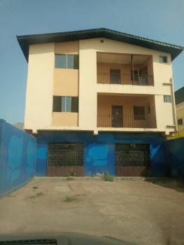 Block of 6 Flats & Warehouse, Orisunbare, Alimosho, Lagos, Flat for Rent