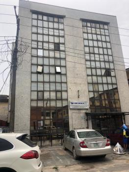 Price Slash - a Strategic Commercial Building with  Massive Space, Ikeja, Lagos, Plaza / Complex / Mall for Sale