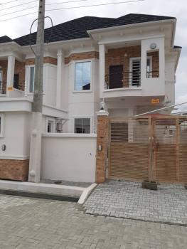 Luxury 4 Bedroom Semi Detached Duplex with a Room Bq, Orchid Hotel Road By Chevron Toplgate, Lekki Phase 2, Lekki, Lagos, Semi-detached Duplex for Rent