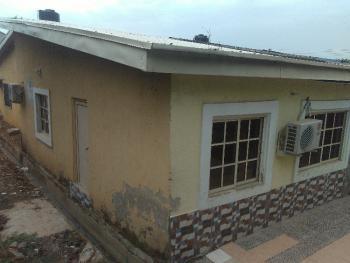 3 Bedroom Bungalow, Sss Quarters, Karu, Abuja, Semi-detached Bungalow for Sale